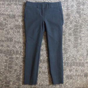 Loft Pant ✨ Dark Grey Marisa Skinny Fit, size 0P